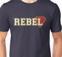 Rebel heart [varsity] Unisex T-Shirt
