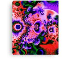 Coloured dreams Canvas Print
