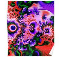 Coloured dreams Poster