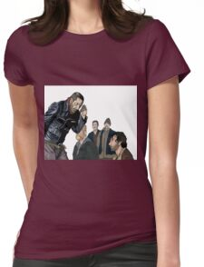 Rick & The Gang captured by Negan - Walking Dead T-Shirt