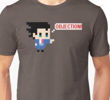 Objection 8 bits Unisex T-Shirt