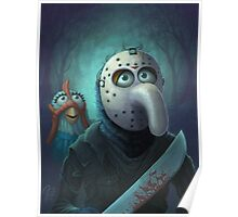 Muppet Maniacs - Gonzo Voorhees Poster