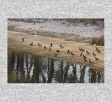 Australian Wood Duck Flock Kids Clothes