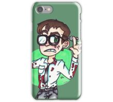 WEssssst iPhone Case/Skin