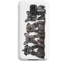 Four Frenchies Samsung Galaxy Case/Skin