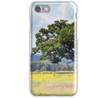 Bison Farm Tree iPhone Case/Skin