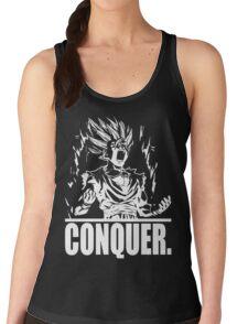 CONQUER (Teen Gohan) Women's Tank Top