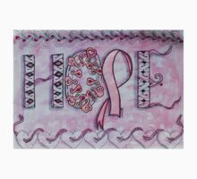 Hope (Breast Cancer Awareness) Kids Tee