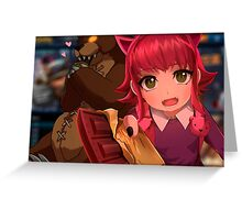 League Of Legends - Annie Greeting Card