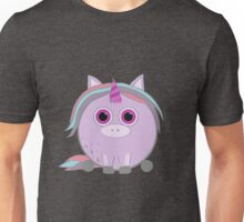 Bubble Unicorn Unisex T-Shirt
