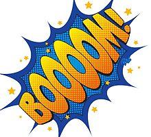 Boom! by Paul-M-W