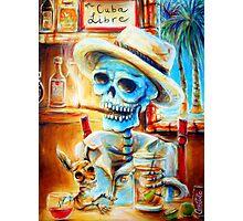 Mi Cuba Libre Photographic Print