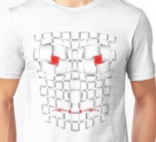 frightening mask Unisex T-Shirt