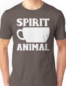Coffee Is My Spirit Animal - Java Mug Cup Unisex T-Shirt
