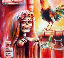 My Bloody Mary by HCalderonArt