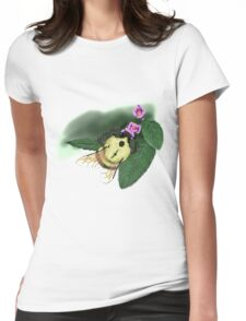 Be the Bee Womens Fitted T-Shirt