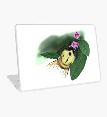 Be the Bee Laptop Skin