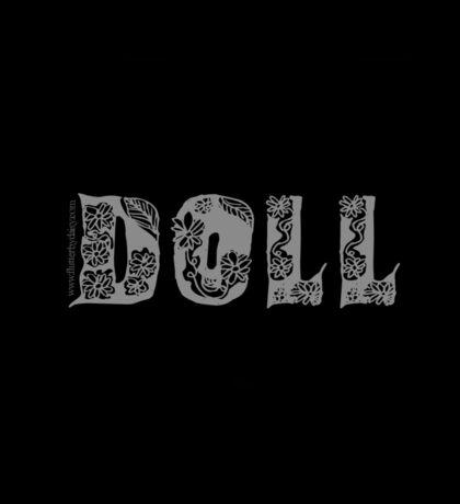 Doll, I am a Sticker