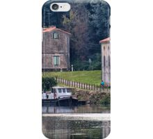 Canal Lateral iPhone Case/Skin