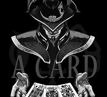 Twisted Fate - Pick a Card  by Excels
