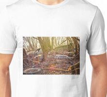 Squeezed By Time Unisex T-Shirt