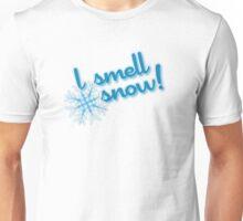 "Gilmore Girls - ""I smell snow!"" Unisex T-Shirt"