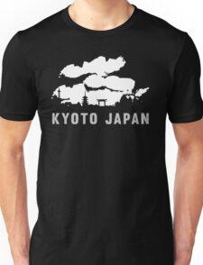 Kyoto Japan Skyline Cityscape Unisex T-Shirt