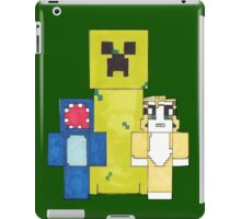 Squid And Stampy iPad Case/Skin