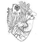 Heart wave- ink by aislinnTeixeira