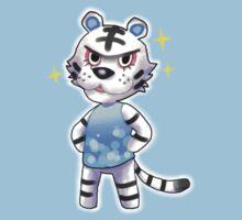 Animal Crossing Rolf T-Shirt by FrecklesBK