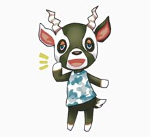 Animal Crossing Zell T-Shirt Kids Clothes