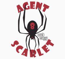 Agent Scarlet #8 Dub City by randomkige
