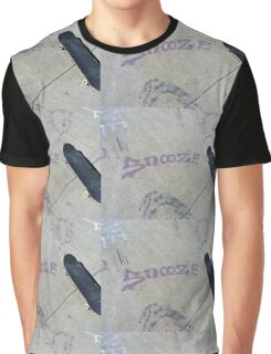 Snooze and Skate Graphic T-Shirt