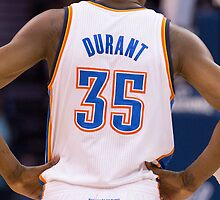 Kevin Durant Case by KCampbell35