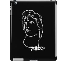 Reverse cross on Apollon mind shirt  iPad Case/Skin