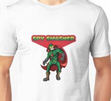 Spy Smasher Unisex T-Shirt