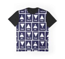 The Four Elements Graphic T-Shirt