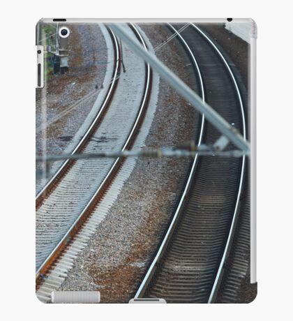 Railroad Track  iPad Case/Skin