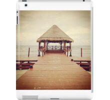 Romantic wedding iPad Case/Skin