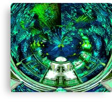 WATER TEMPLE II: The Stuff of Life Canvas Print