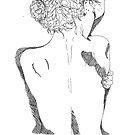 Woman back- ink by aislinnTeixeira