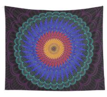 ALL ABOUT COLOR Wall Tapestry