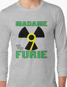 Madame Fury #9 Dub City Long Sleeve T-Shirt