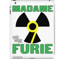 Madame Fury #9 Dub City iPad Case/Skin