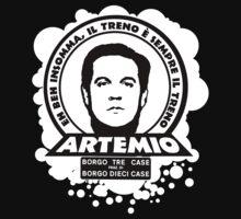 Artemio - Il ragazzo di campagna - il treno by Duperdu