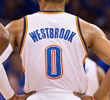 Russell Westbrook Case by KCampbell35