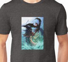 gyarados vs charizard Unisex T-Shirt