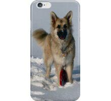 Snow Fun! iPhone Case/Skin