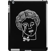 Aphrodite is a sad bitch shirt black iPad Case/Skin