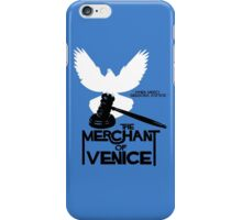 Merchant of Venice - Shakespeare iPhone Case/Skin
